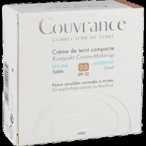AVENE Couvrance Kompakt Cr.-Make-up matt.sand 3.0