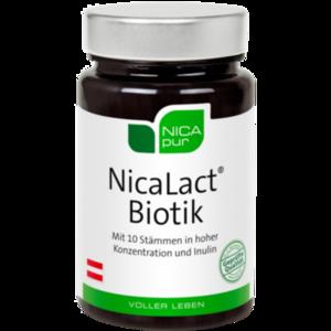 NICAPUR NicaLact Biotik 20 Kapseln