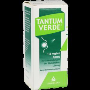 TANTUM VERDE 1,5 mg/ml Spray z.Anwen.i.d.Mundhöhle