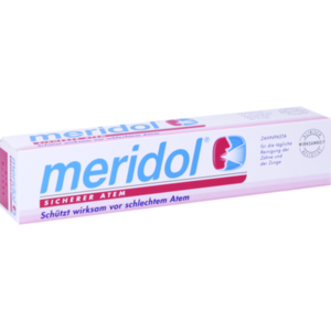 MERIDOL sicherer Atem Zahnpasta