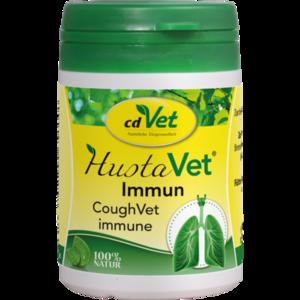HUSTAVET Immun Pulver f.Hunde/Katzen