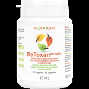 PLANTOCAPS ReToxan complex Kapseln