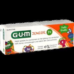GUM Junior Zahngel Tutti-Frutti 7-12 Jahre