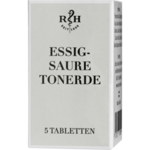 EST Essigsaure Tonerde Tabletten zum Auflösen