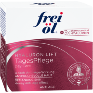 FREI ÖL Anti-Age Hyaluron Lift TagesPflege
