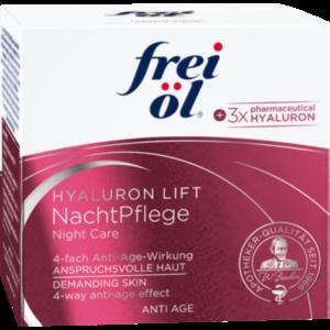 FREI ÖL Anti-Age Hyaluron Lift NachtPflege