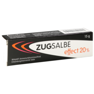 ZUGSALBE effect 20% Salbe