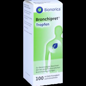 Bronchipret Tropfen Flüssigkeit