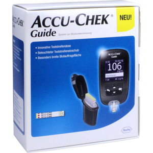 Accu-Chek Guide Set mg/dl