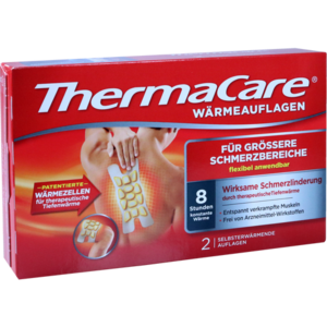 THERMACARE für größere Schmerzbereiche