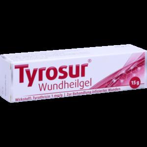 TYROSUR Wundheilgel