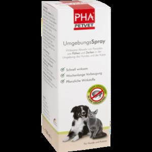 PHA UmgebungsSpray f.Hunde/Katzen