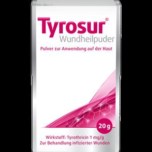 TYROSUR Wundheilpuder