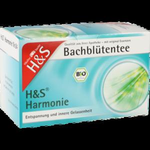 H&S Bio Bachblüten Harmonie Filterbeutel