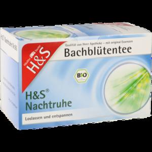 H&S Bio Bachblüten Nachtruhe Filterbeutel
