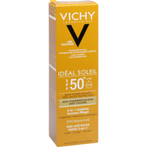 VICHY IDEAL Soleil Anti-Pigmentflecken Cr.LSF 50+