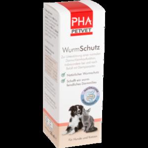 PHA Wurm Schutz flüssig f.Hunde/Katzen