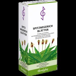 SPITZWEGERICHBLÄTTER Tee