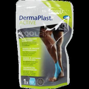 DERMAPLAST Active CoolFix Bandage 6 cmx4 m