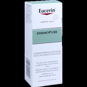 EUCERIN DermoPure therapiebegl.Feuchtigkeitspflege