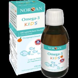 NORSAN Omega-3 Kids flüssig