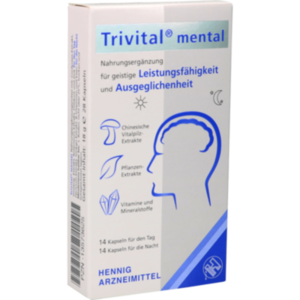 TRIVITAL mental Kapseln