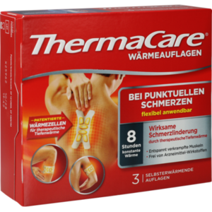 ThermaCare bei punktuellen Schmerzen