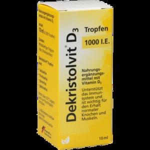 DEKRISTOLVIT D3 1.000 I.E. Tropfen