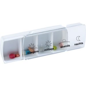 ANABOX Compact Tagesbox weiß