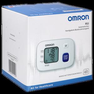 OMRON RS2 Handgelenk Blutdruckmessgerät HEM-6161-D