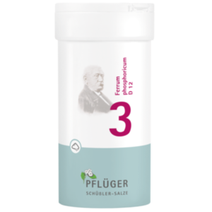 BIOCHEMIE Pflüger 3 Ferrum phosphoricum D 12 Pulv.