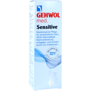 GEHWOL MED sensitive Creme