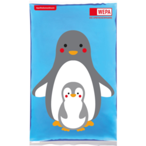 KALT-WARM Kompresse 8,5x14,5 cm für Kinder