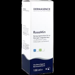 DERMASENCE RosaMin Reinigungsemulsion