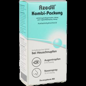 Azedil Kombi - Packung Kombipackung
