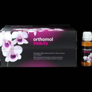 ORTHOMOL beauty Trinkampullen