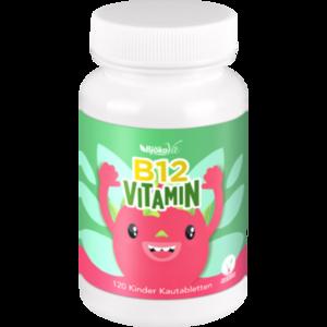 VITAMIN B12 KINDER Kautabletten vegan