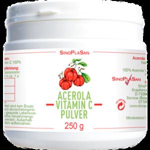 ACEROLA VITAMIN C 1000 mg 100% Pulver