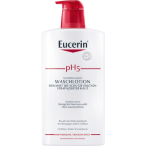 EUCERIN pH5 Waschlotion empf.Haut m.Pumpe Sondergr