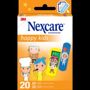 NEXCARE Happy Kids Pflasterstrips Berufe 2 Größen