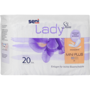 SENI Lady Slim Inkontinenzeinlage mini plus