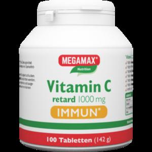 VITAMIN C RETARD 1.000 mg Immun Megamax Filmtabl.