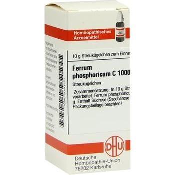 FERRUM PHOSPHORICUM C 1000 Globuli