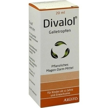 Divalol® Galletropfen