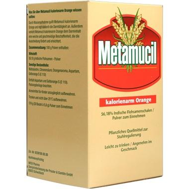 Metamucil® kalorienarm Orange