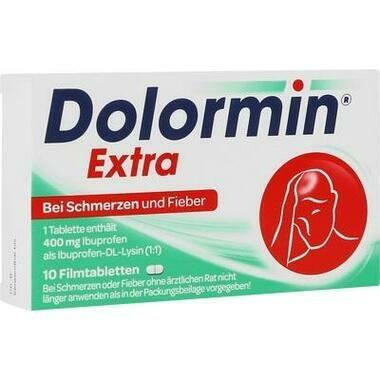 Dolormin® Extra, 400 mg Filmtabletten