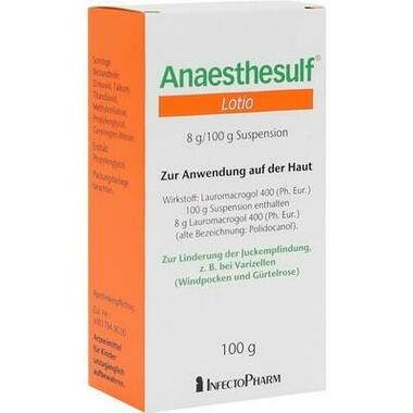 Anaesthesulf® Lotio