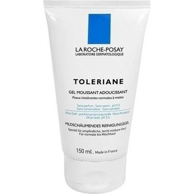La Roche-Posay Toleriane mildschäumendes Reinigungsgel