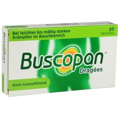 Buscopan® Dragées 10 mg