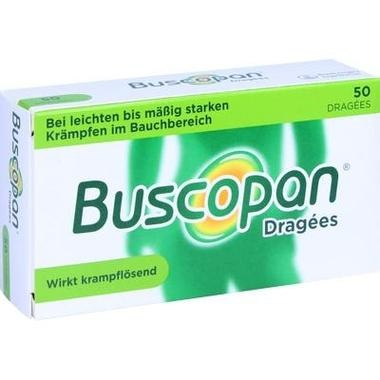 Buscopan® Dragées 10 mg
